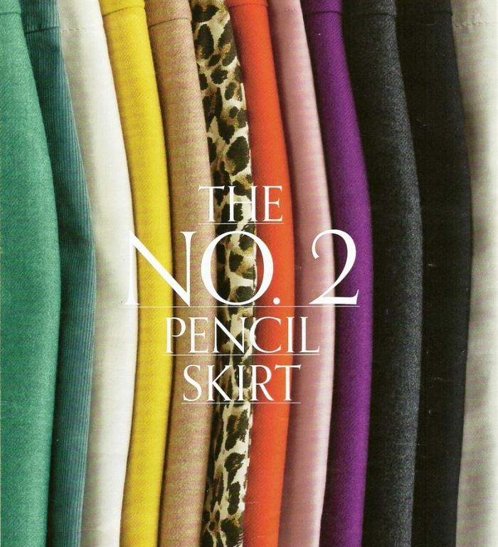 JCrew No. 2 Pencil Skirt
