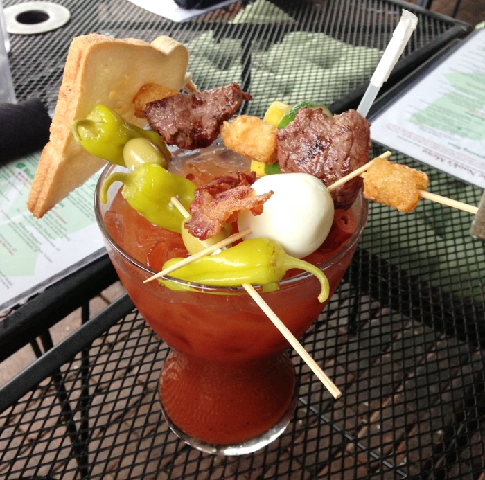 The Nook Bloody Mary
