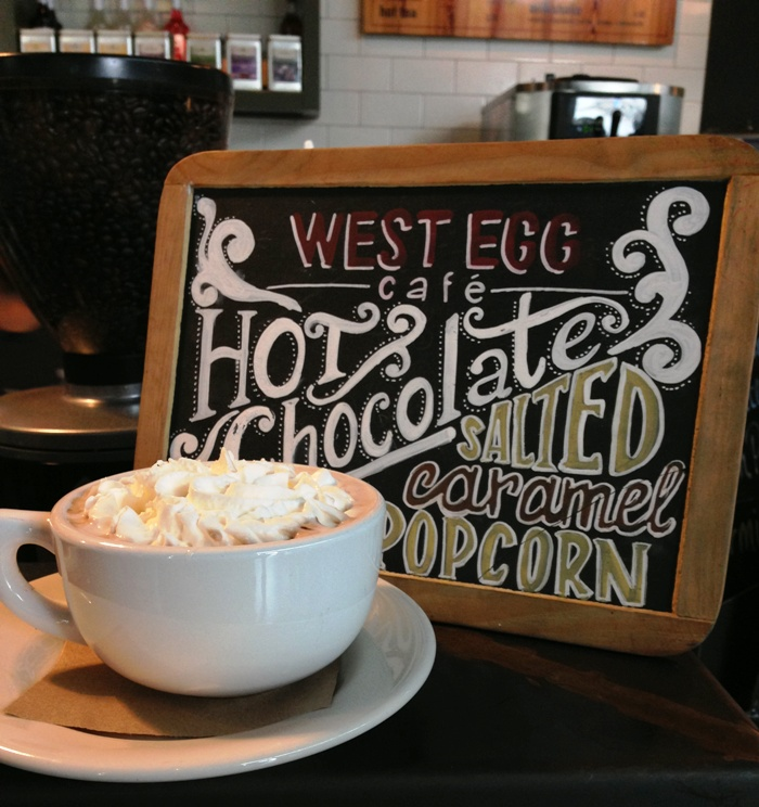 West Egg Hot Chocolate