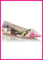 BC Footwear Rebel Floral
