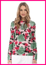 Marc by Marc Jacobs Jerrie Rose Pullover