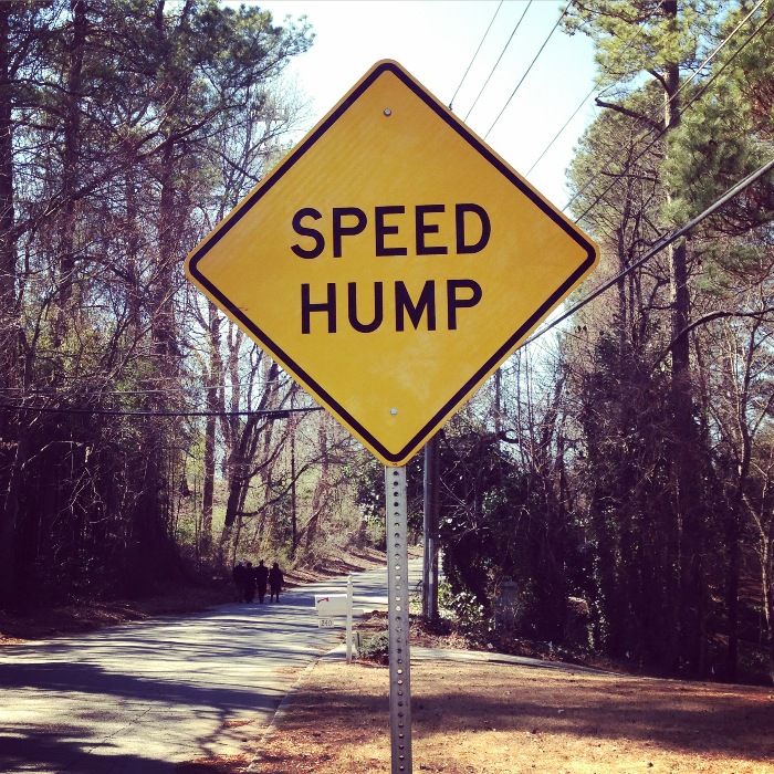 Speed Hump Giggles