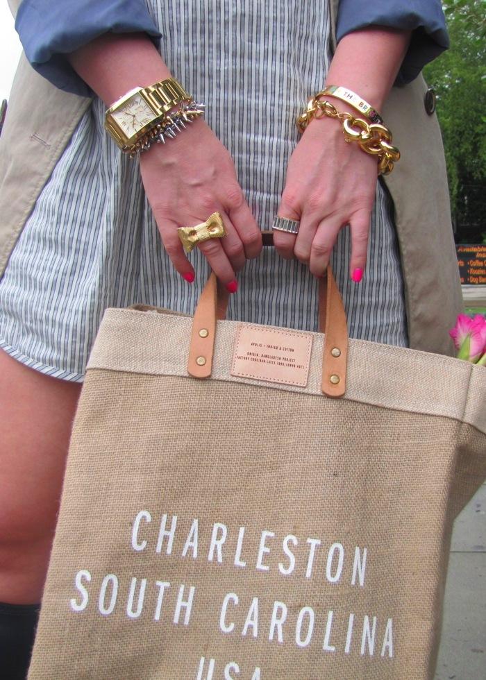 Apolis Charleston Market Bag