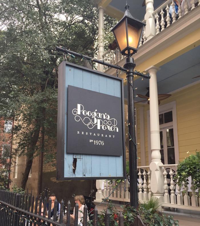 Poogan's Porch Charleston Brunch