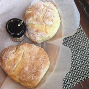 Poogan's Porch Charleston Brunch Biscuits