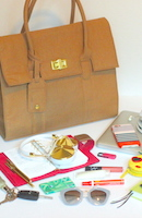 Work In Progress: What's In My Bag