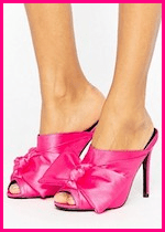 Summer 2017 Fashion Slide Mule Sandals ASOS Havoc High Heeled Mules