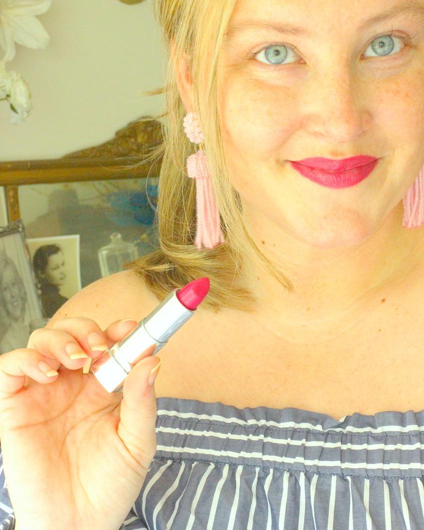 Rimmel London Dashing Raspberries Lipstick