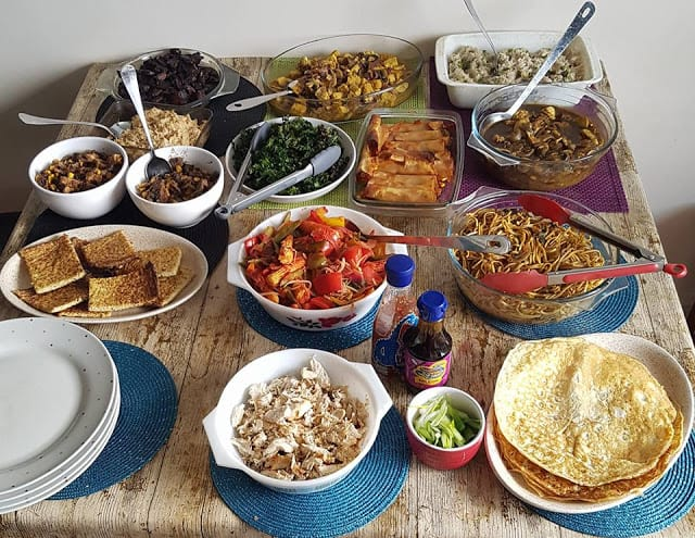 Chinese Fakeaway – A Healthy Feast of a Takeaway!