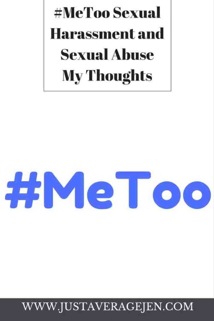 #metoo Sexual harassment and Sexual abuse my thoughts