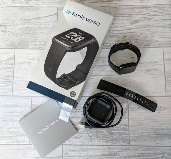 Fitbit Versa – A Review