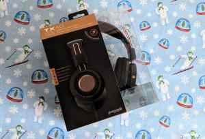 boxed gaming headset