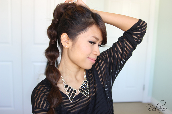 bubbleponytail_hairstyle1