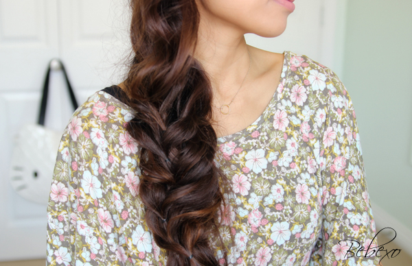 Faux Loose Braid by Bebexo