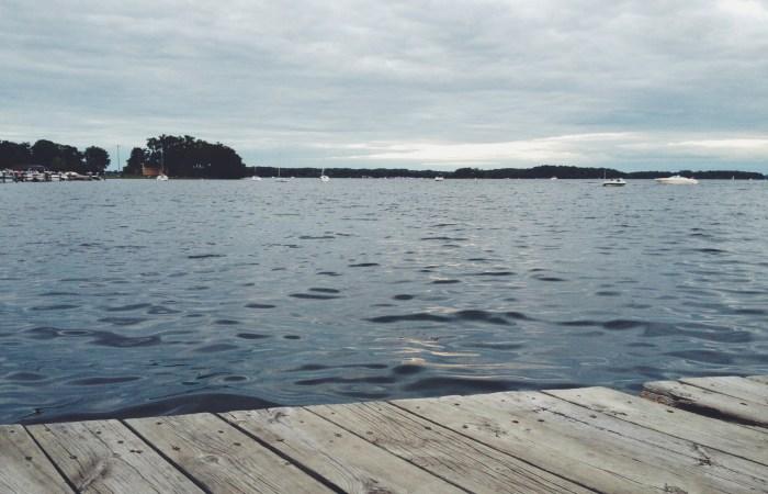 """My Poetry Journey (+ my poem """"The Dock"""")"""