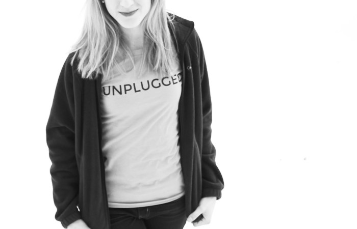 My Unplugged Day (and a giveaway!)