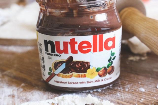 Mini Cherry Nutella Galettes 1 | justbeeblog.com