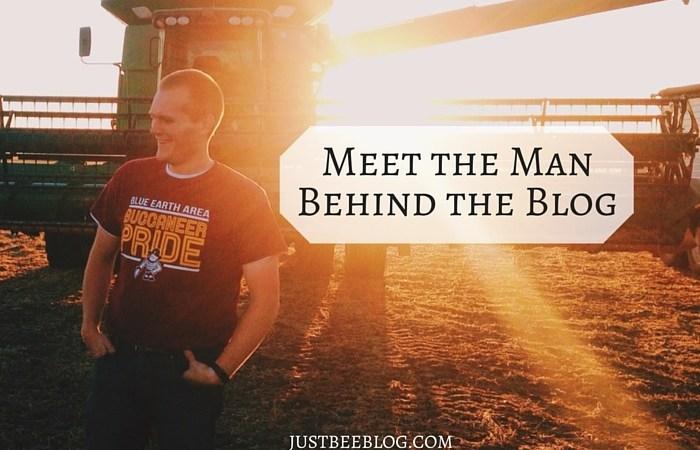 Meet The Man Behind the Blog