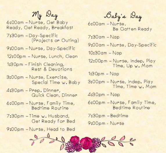 Jordan's Schedule for Blog Post