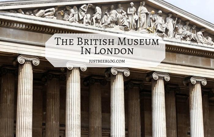 London Recap: The British Museum