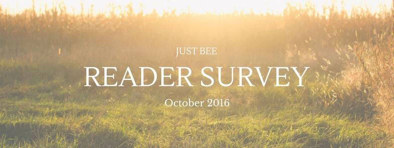 just-bee-reader-survey-october-2016