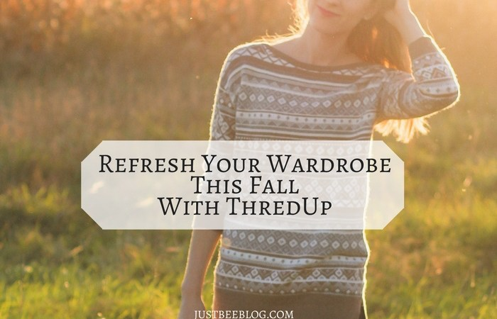 Refresh Your Wardrobe This Fall With ThredUp