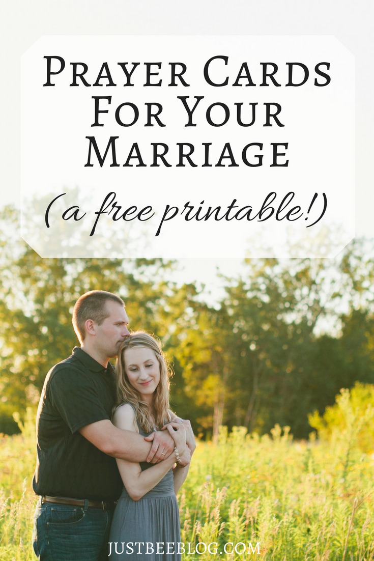 photo relating to Printable Prayer Cards named Prayer Playing cards For Your Romantic relationship (a totally free printable!)