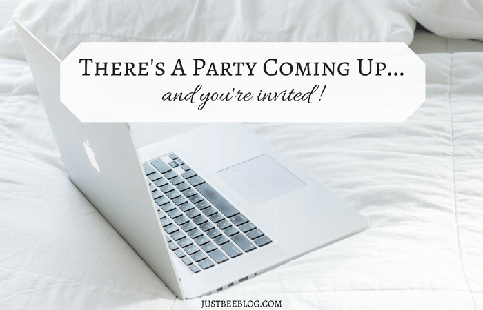 There's a party coming up…and you're invited!