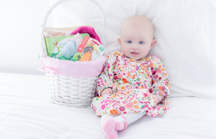 Sophie's First Easter Basket