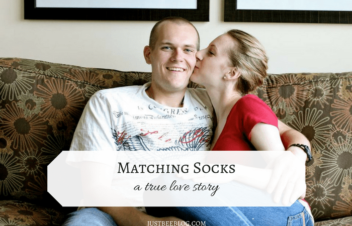 Matching Socks: A True Love Story