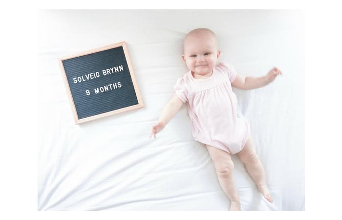Sophie's 9 Month Update