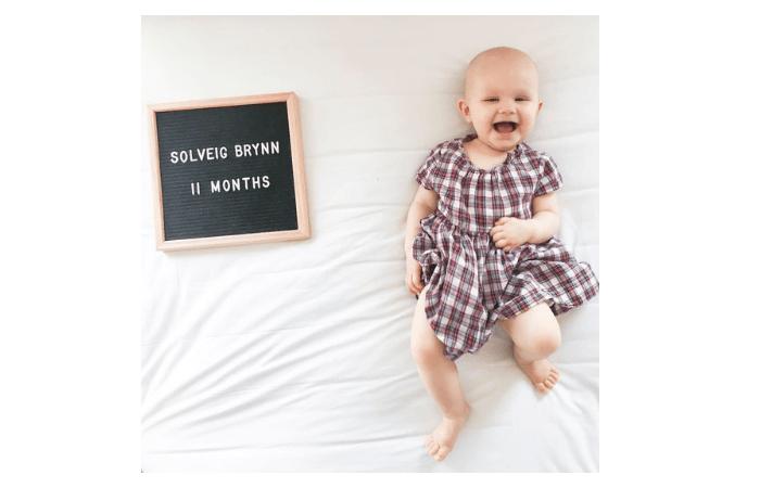 Sophie's 11 Month Update