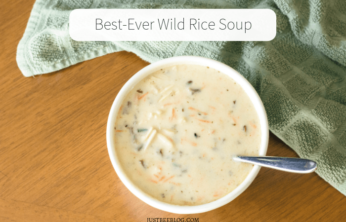 Best-Ever Wild Rice Soup