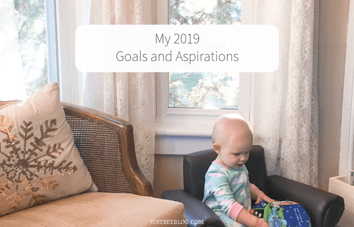 My 2019 Goals & Aspirations