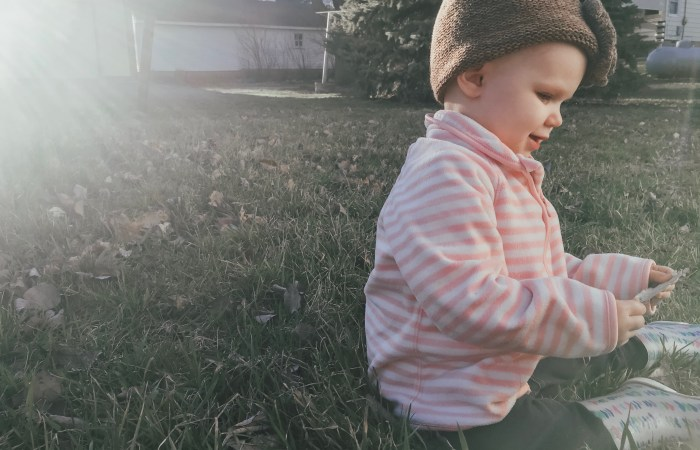 Sophie's 18 Month Update