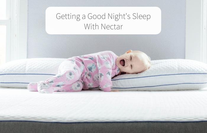 Getting a Good Night's Sleep with Nectar
