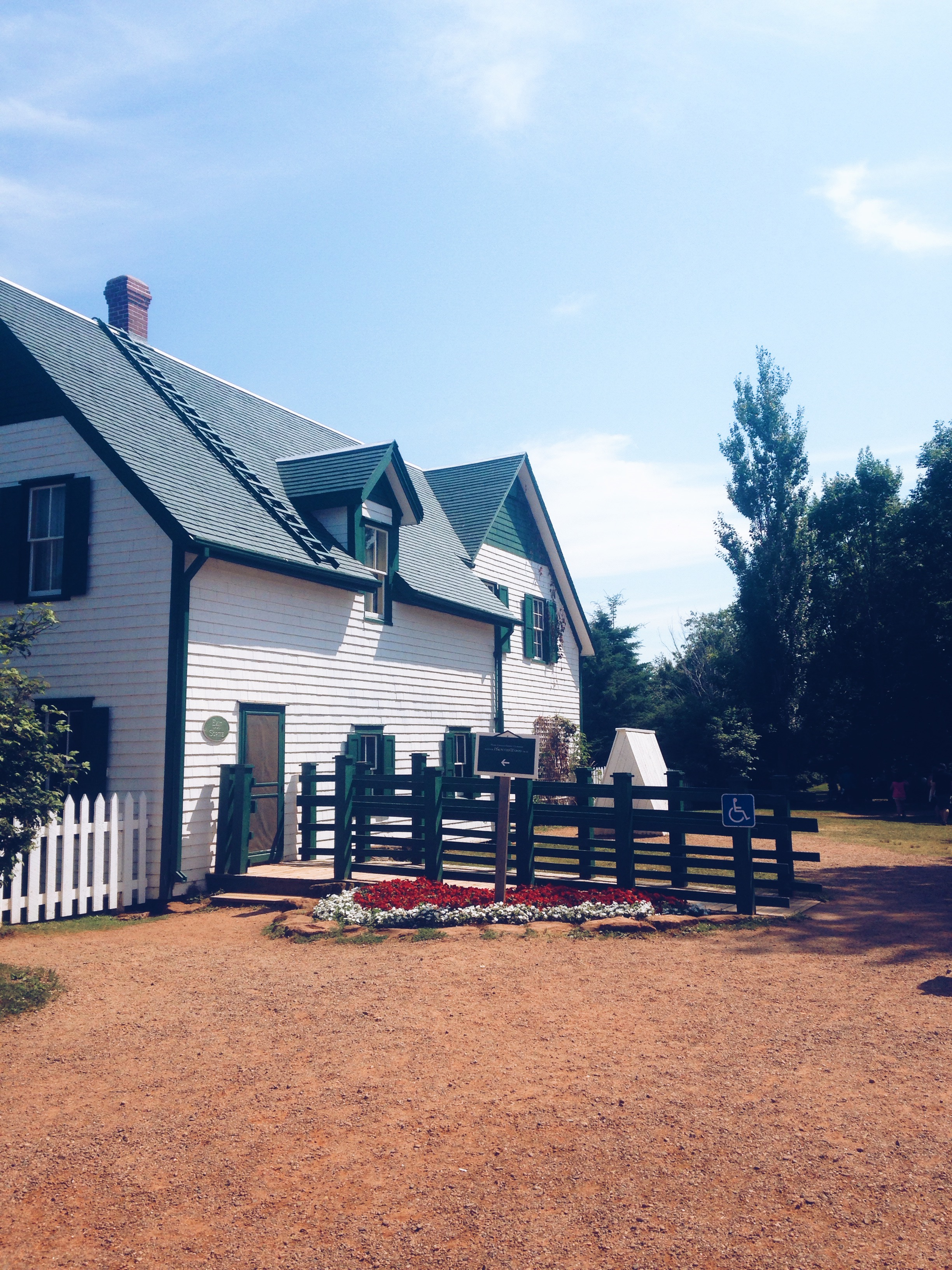 Anne of Green Gables House that inspired L.M Montgomery to write the novels