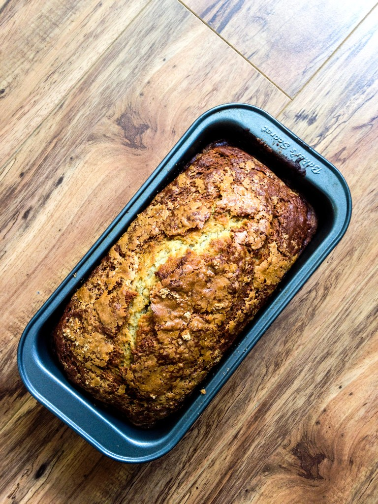 The Best Homemade Banana Bread You Will Ever Eat