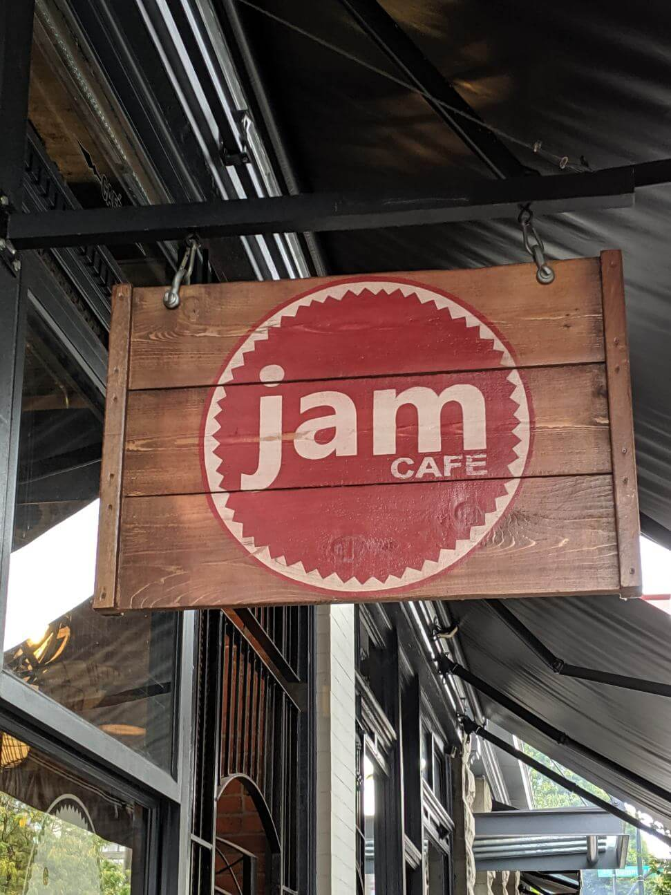 Jam Cafe Vancouver