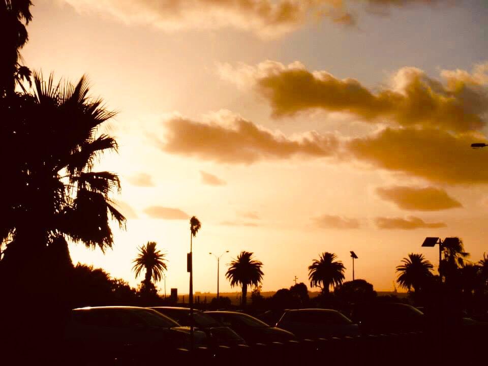 Sunset at St.Kilda. Melbourne photo essay