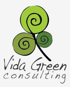 Logo for Vida Green Consulting