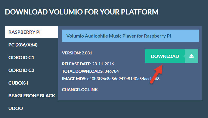 How To Configure JustBoom With Volumio • JustBoom
