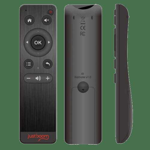 JustBoom IR Remote V1.0