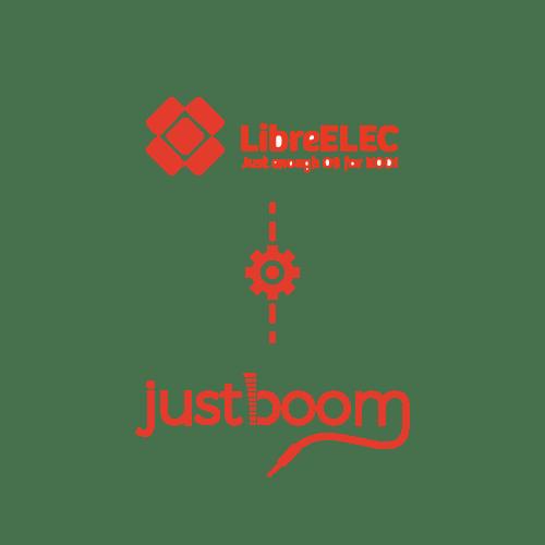 Configure JustBoom with libreelec