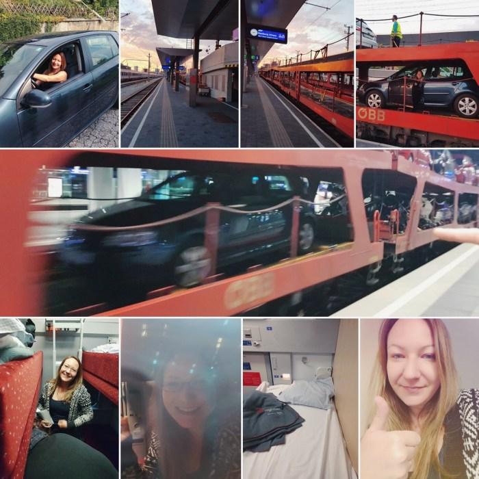 Autozug Wien Hamburg