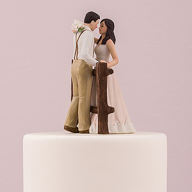 Rustic Couple Porcelain Figurine Wedding Cake Topper   Blush Dress     Rustic Couple Porcelain Figurine Wedding Cake Topper   Blush Dress   Previous  Next