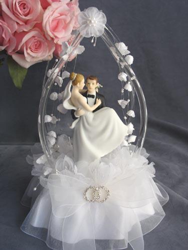 Arch Holding Bride White