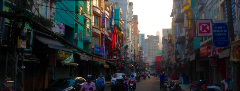 saigon ho chi minh city vietnam