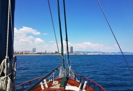 goleta_karya_barcelona_cruise