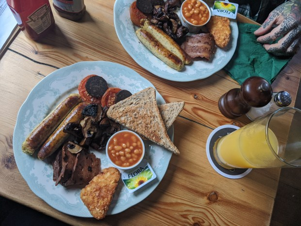 plasterers_arms_norwich_vegan_breakfast